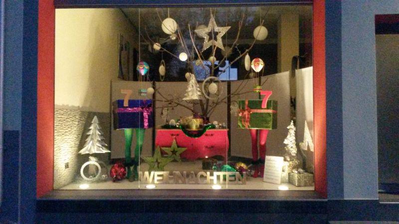 Weihnachtsfenster 2017